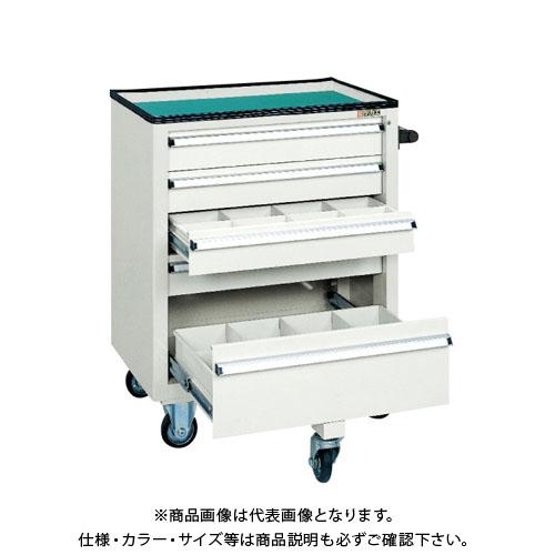 【直送品】サカエ キャビネットワゴン SS-DBGY