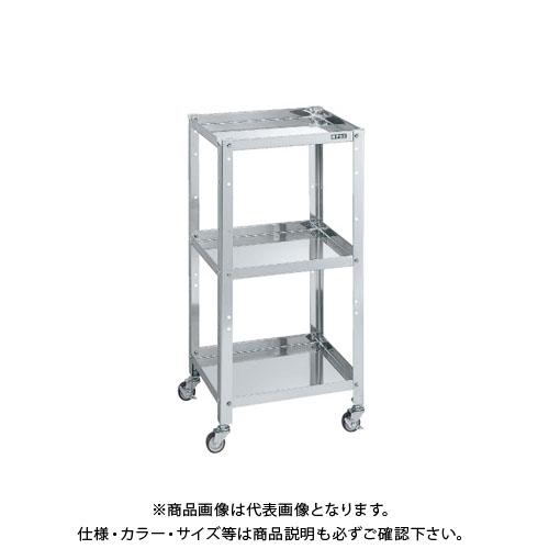 【直送品】サカエ ステンレススペシャルワゴン SSR4-03SU