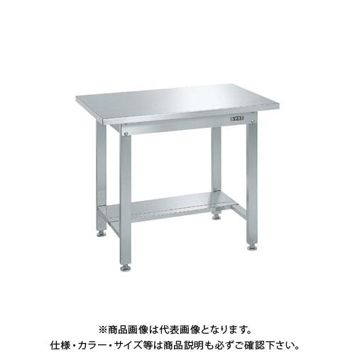 【直送品】サカエ ステンレス作業台・中板1枚付 SUS3-096TN