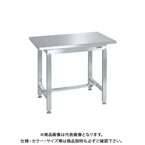 【直送品】サカエ ステンレス作業台(ステンレスカブセ天板) SUS4-096PC