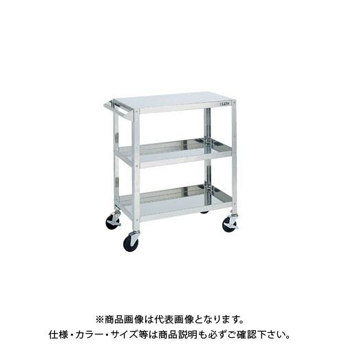 【直送品】サカエ ステンレス スーパーワゴン SUS4-200