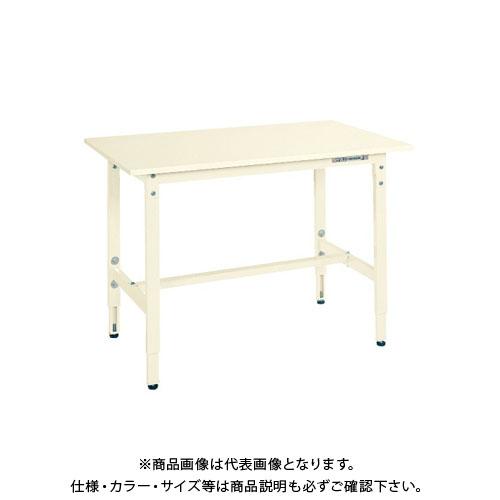 【直送品】サカエ 軽量高さ調整作業台TCKタイプ TCK-157SI