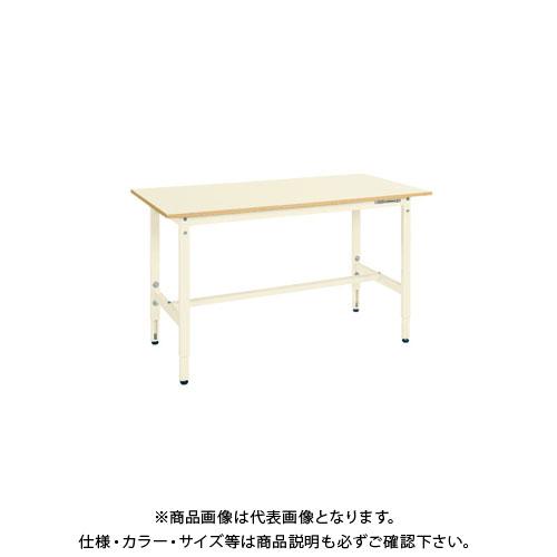 【直送品】サカエ 軽量高さ調整作業台TCKタイプ TCK-126PI