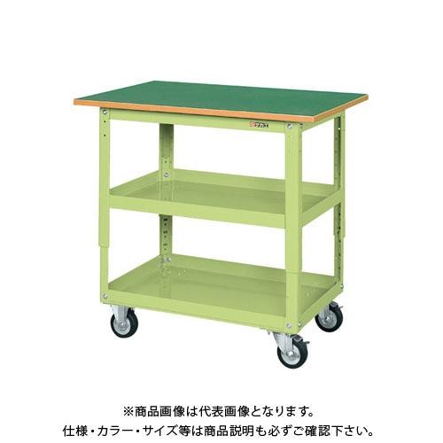 【直送品】サカエ スーパーワゴン TEKR-400TJ