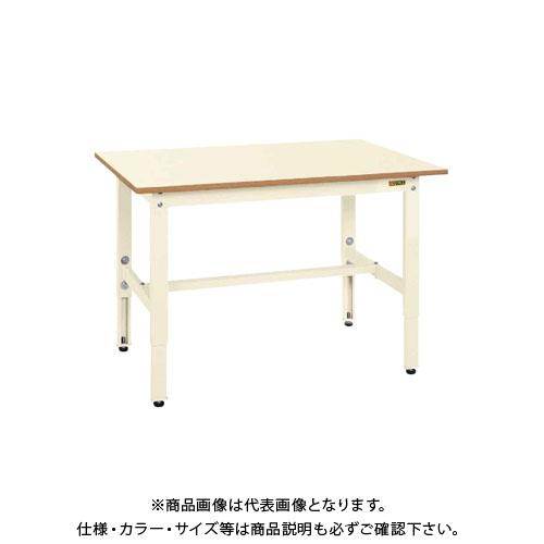 【直送品】サカエ 軽量高さ調整作業台TKK6タイプ TKK6-096PI