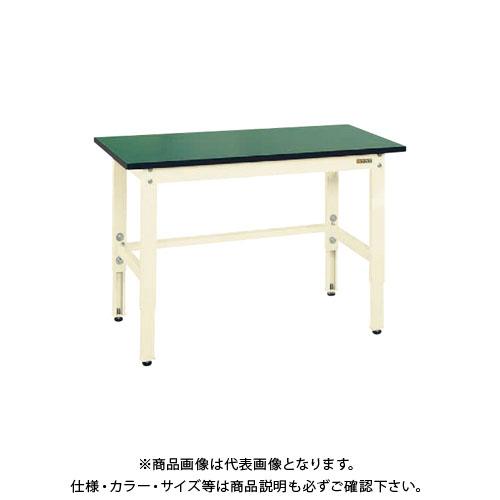 軽量高さ調整作業台TKK8タイプ(RoHS10指令対応) TKK8-157FEI 【直送品】サカエ