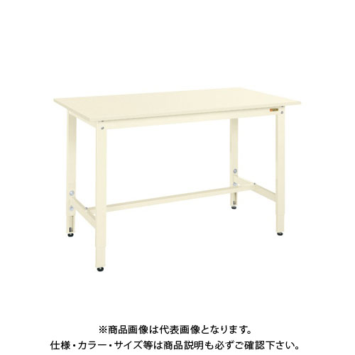 【直送品】サカエ 軽量高さ調整作業台TKK8タイプ TKK8-096SI