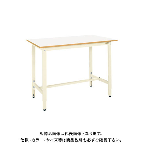 【直送品】サカエ 軽量高さ調整作業台TKK9タイプ TKK9-157FIV