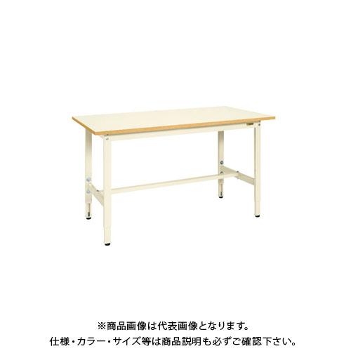 【直送品】サカエ 軽量高さ調整作業台TKSタイプ TKS-157PI