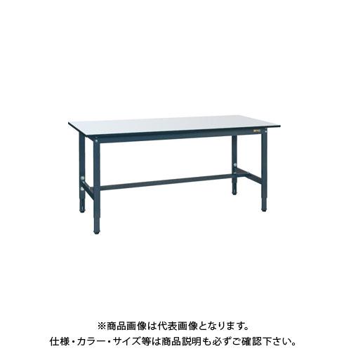 【直送品】サカエ 軽量高さ調整作業台TKSタイプ TKS-127PD