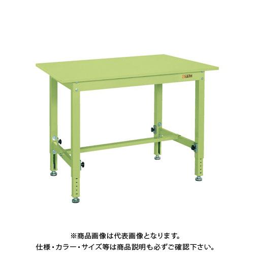【直送品】サカエ 中量高さ調整作業台TKTタイプ TKT-127S