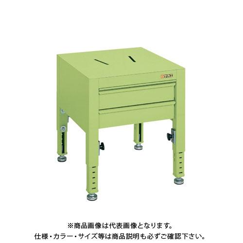 【直送品】サカエ ボール盤台高さ調整タイプ TSB-2