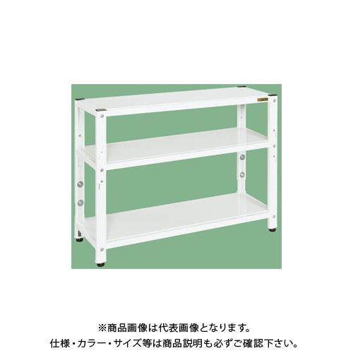 【直送品】サカエ サカエラック(高さ調整タイプ) TSTN1-1290W