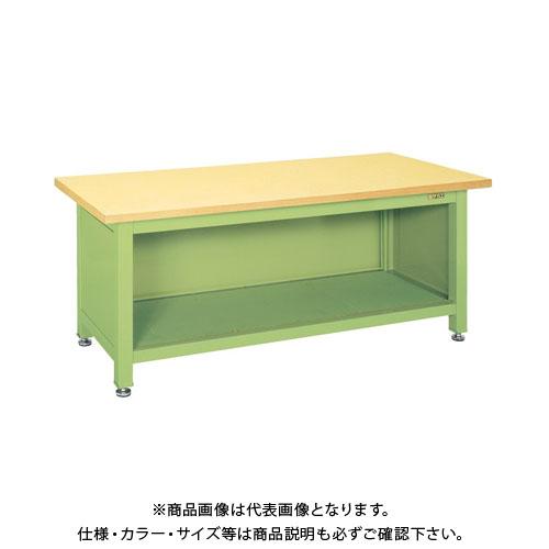 【直送品】サカエ 超重量作業台Wタイプ WG-189P