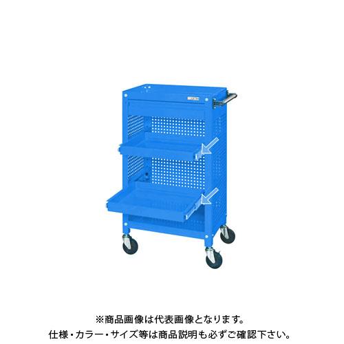 SSW-116S2CP3BL スーパースペシャルワゴン 【直送品】サカエ