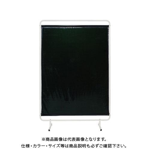 【直送品】サカエ 遮光スクリーン 固定式 YSH-13G