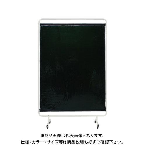 【直送品】サカエ 遮光スクリーン 移動式 YSH-13GC