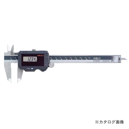 ミツトヨ Mitutoyo ノギス スーパーキャリパ CD67-S15PS