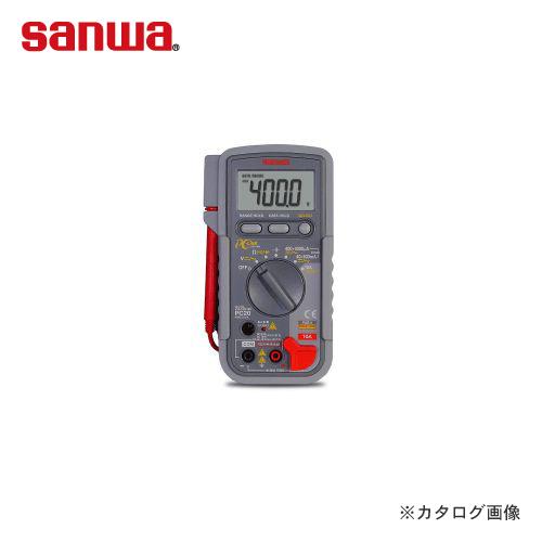 三和電気計器 SANWA パソコン接続型デジタルマルチメータ PC20