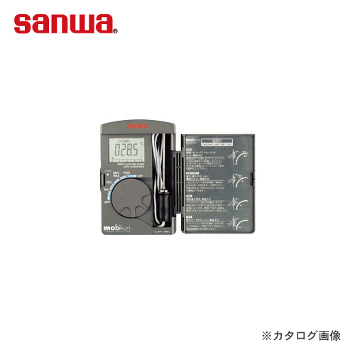 三和電気計器 SANWA 温度計 TH3