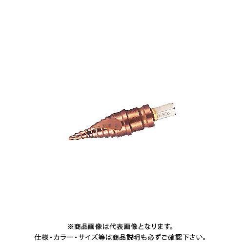 タジマツール Tajima 電ドルソケット 太軸ステップドリル 4-20 FS-SD420