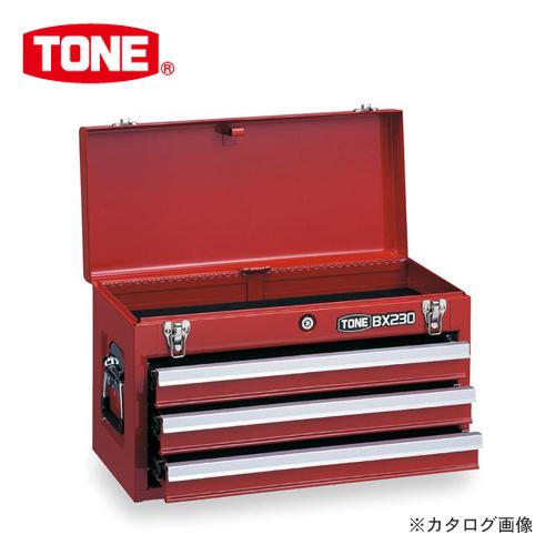 前田金属工業 トネ TONE ツールチェスト レッド BX230