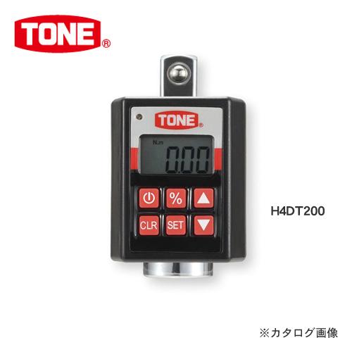 前田金属工業 トネ TONE ハンディトルク 20-200N/m H4DT200