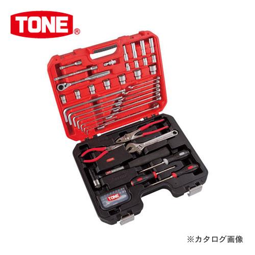 【セール期間 倉庫へ】TONE トネ コンビネーションツールセット K600