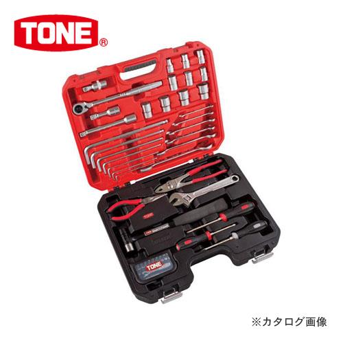 【セール期間 倉庫へ】TONE トネ コンビネーションツールセット K700