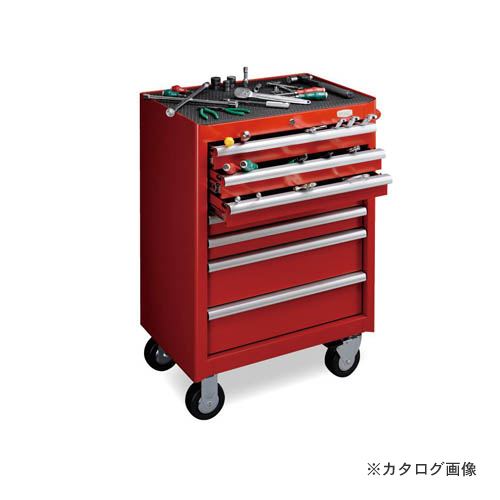 トネ TONE 【直送品】ツールキャビネットセット(シルバー) TCA910SV