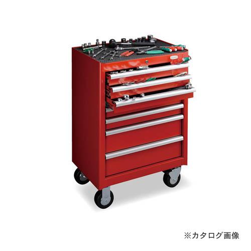 トネ TONE 【直送品】ツールキャビネットセット(マットブラック) TCS910BK