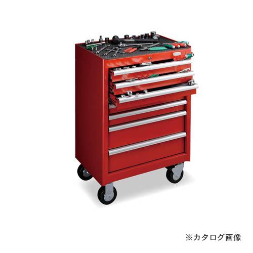 トネ TONE 【直送品】ツールキャビネットセット(シルバー) TCS910SV