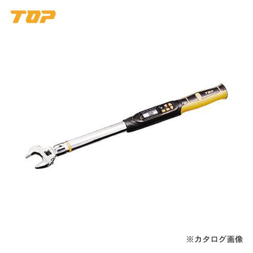 トップ工業 TOP モンキ形デジタルトルクレンチ DH200-18BN