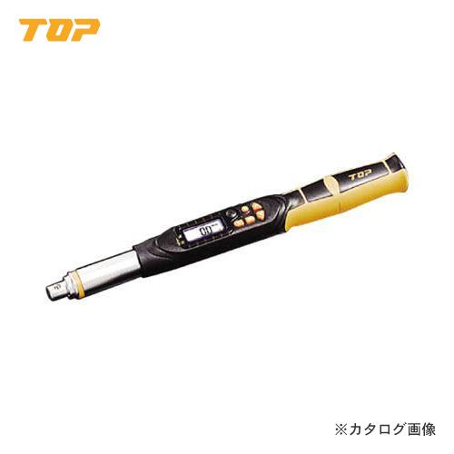 トップ工業 TOP ヘッド交換式デジタルトルクハンドル DT135-15BN