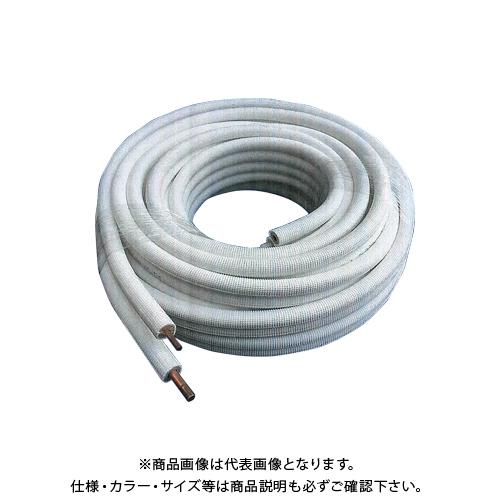 東洋アルチタイト ARATEC 空調用被覆銅管ペアコイル 6.35×0.8×12.7×0.8