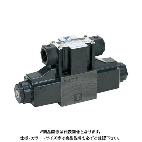 ダイキン 電磁パイロット操作弁 電圧AC200V 呼び径1/4 最大流量100 KSO-G02-4CB-30-N