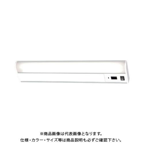 IRIS LEDキッチン手元灯 棚下・壁兼用 タッチレススイッチ 600lm KTM6N-TKS