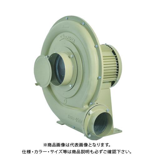 【運賃見積り】【直送品】昭和 高効率電動送風機 高圧シリーズ(2.2kW-400V)KSB-H22-40 KSB-H22-400V-50