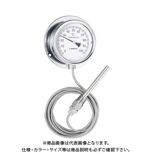 佐藤 隔測指示温度計 LB-100S-3