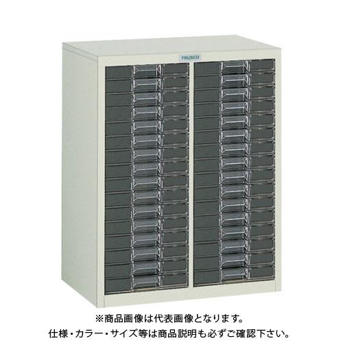 【運賃見積り】【直送品】 TRUSCO カタログケース 浅型2列16段 560X360XH700 LA2C16