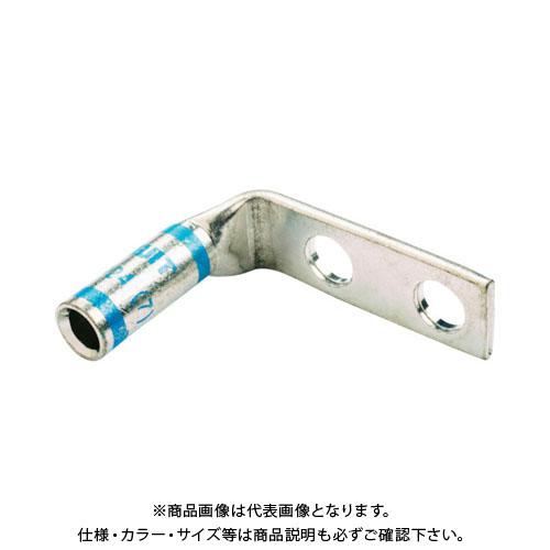 パンドウイット 2つ穴 銅製圧縮端子 LCD6-14AF-L 標準バレル 2つ穴 銅製圧縮端子 90°アングル (50個入) LCD6-14AF-L, トミヤマムラ:a885882b --- sunward.msk.ru