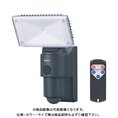 【個別送料1000円】【直送品】 竹中 サイレン付LED人感ライト LCL-30SI