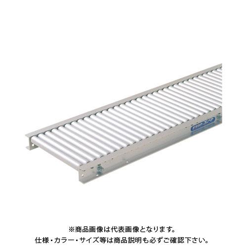 TS アルミ製ローラコンベヤφ20-W500XP22X90°カーブ LA20-500290R49