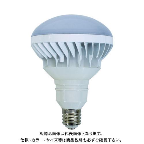 日動 LED交換球 ハイスペックエコビック40W E39 昼白色 本体白 L40V2-J110-50K