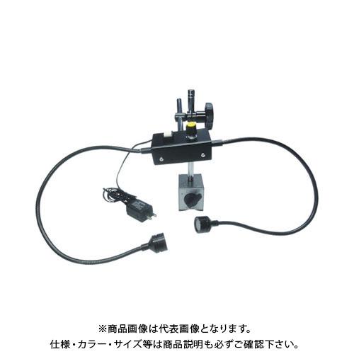 NOGA ノガLEDマグネット&スチールプレート付デュアルビーム LED7000