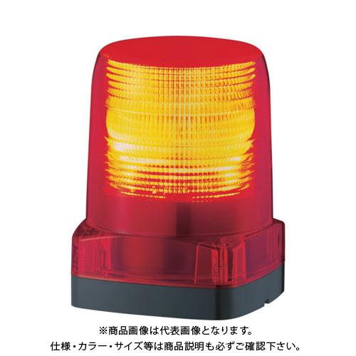 パトライト LEDフラッシュ表字灯 LFH-12-R