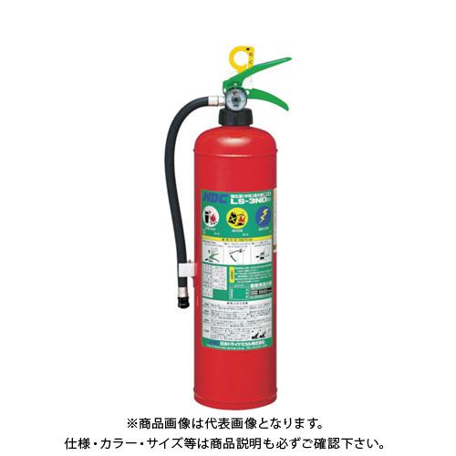 ドライケミカル 中性強化液消火器3型 蓄圧式 LS-3ND(5)