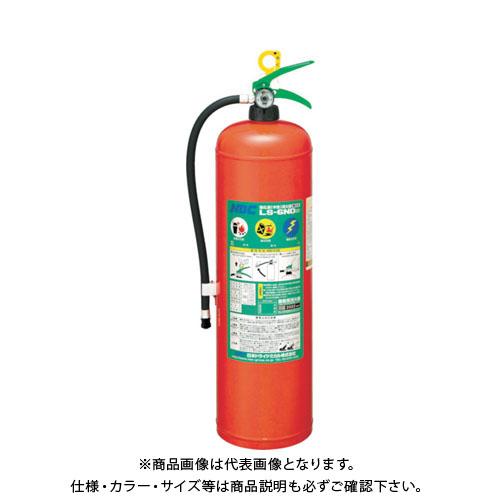 ドライケミカル 中性強化液消火器6型 蓄圧式 LS-6ND(5)