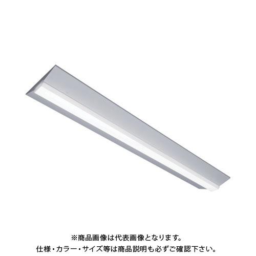 【直送品】IRIS ラインルクス160F 直付型 40形 W230 3300lm LX160F-33N-CL40W