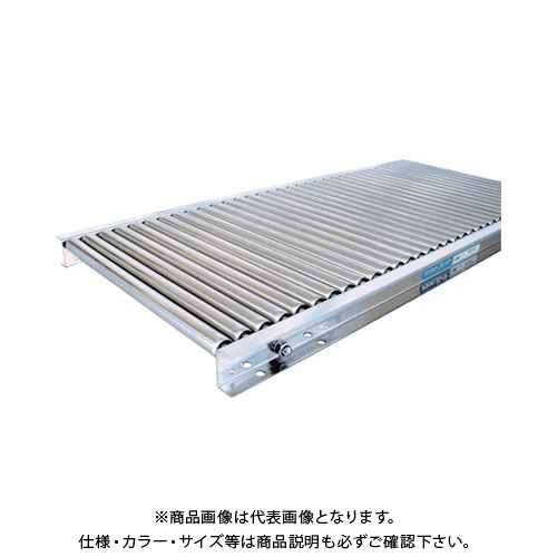 TS ステンレス製ローラコンベヤφ25-W100XP50X90°カーブ LSU25-100590R55